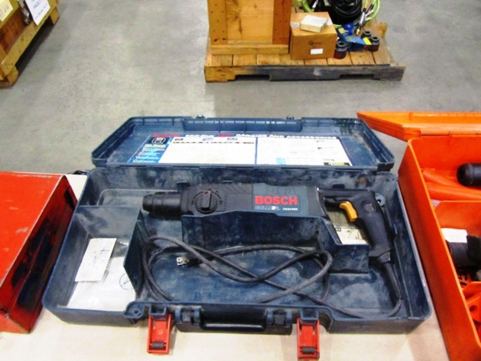 Bosch Bulldog Electric Hammer Drill