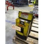 Walker-Bux BM30 3,000lb Capacity Electric Crane Lifting Magnet
