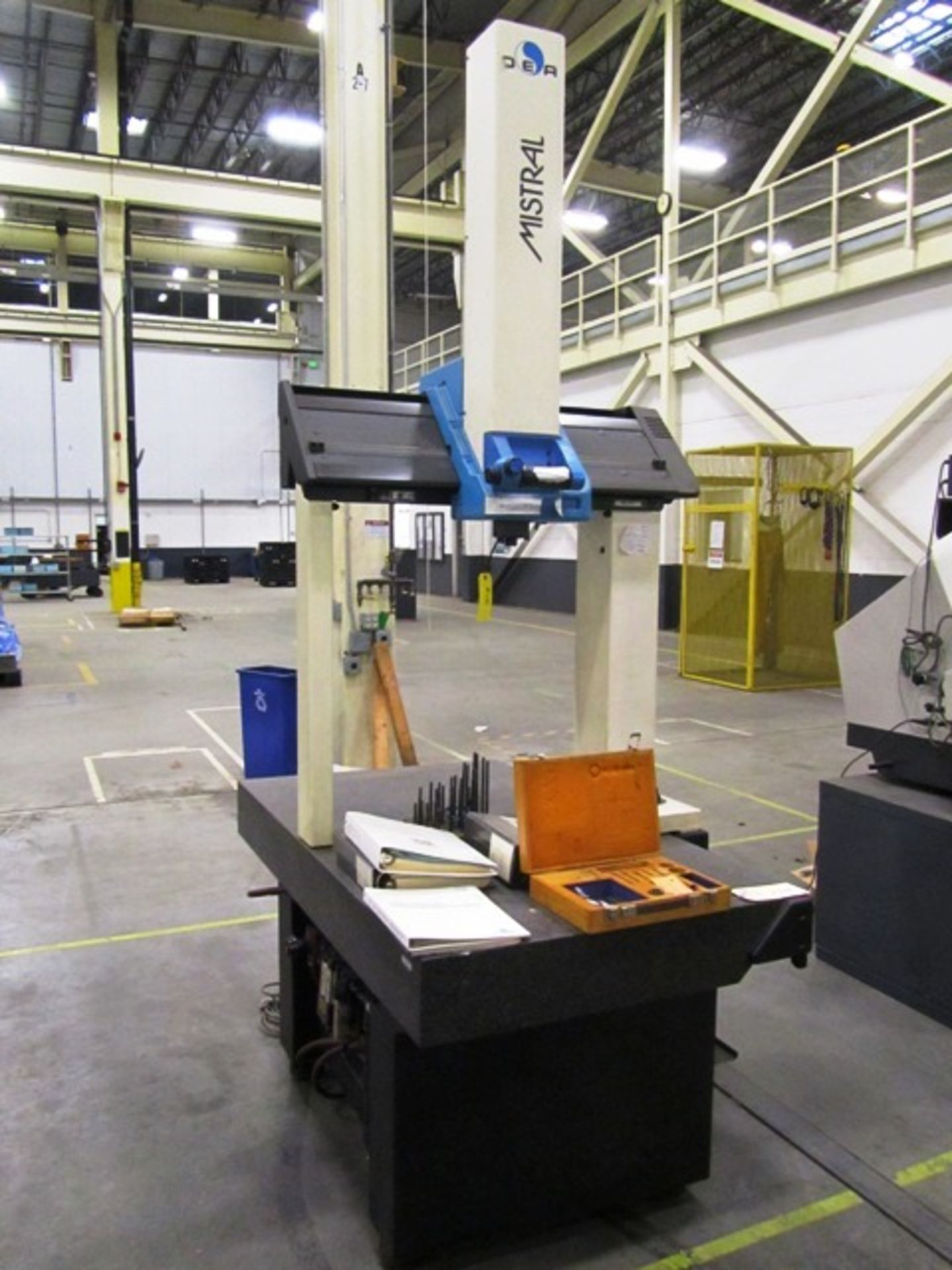 Mistral DEA Model 100707 Coordinate Measuring Machine
