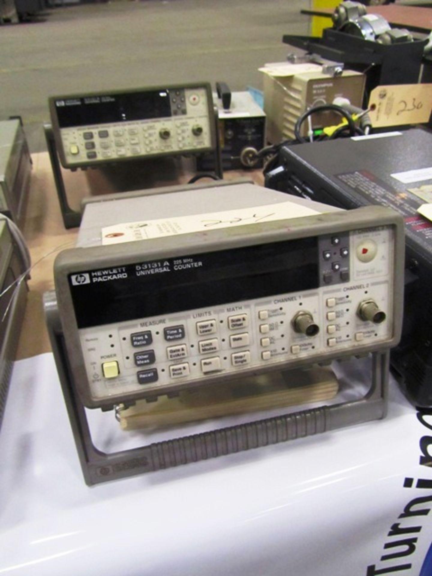 Hewlett Packard 53131A Universal Counter
