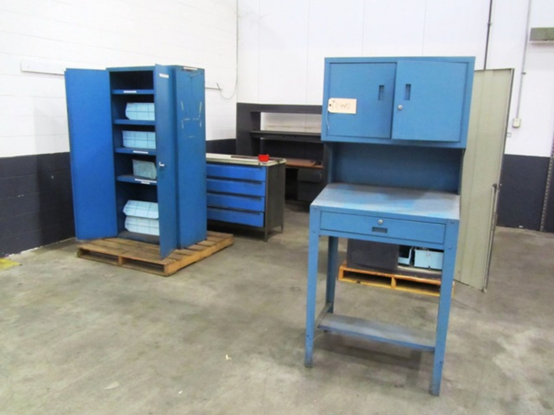 Assorted Cabinets