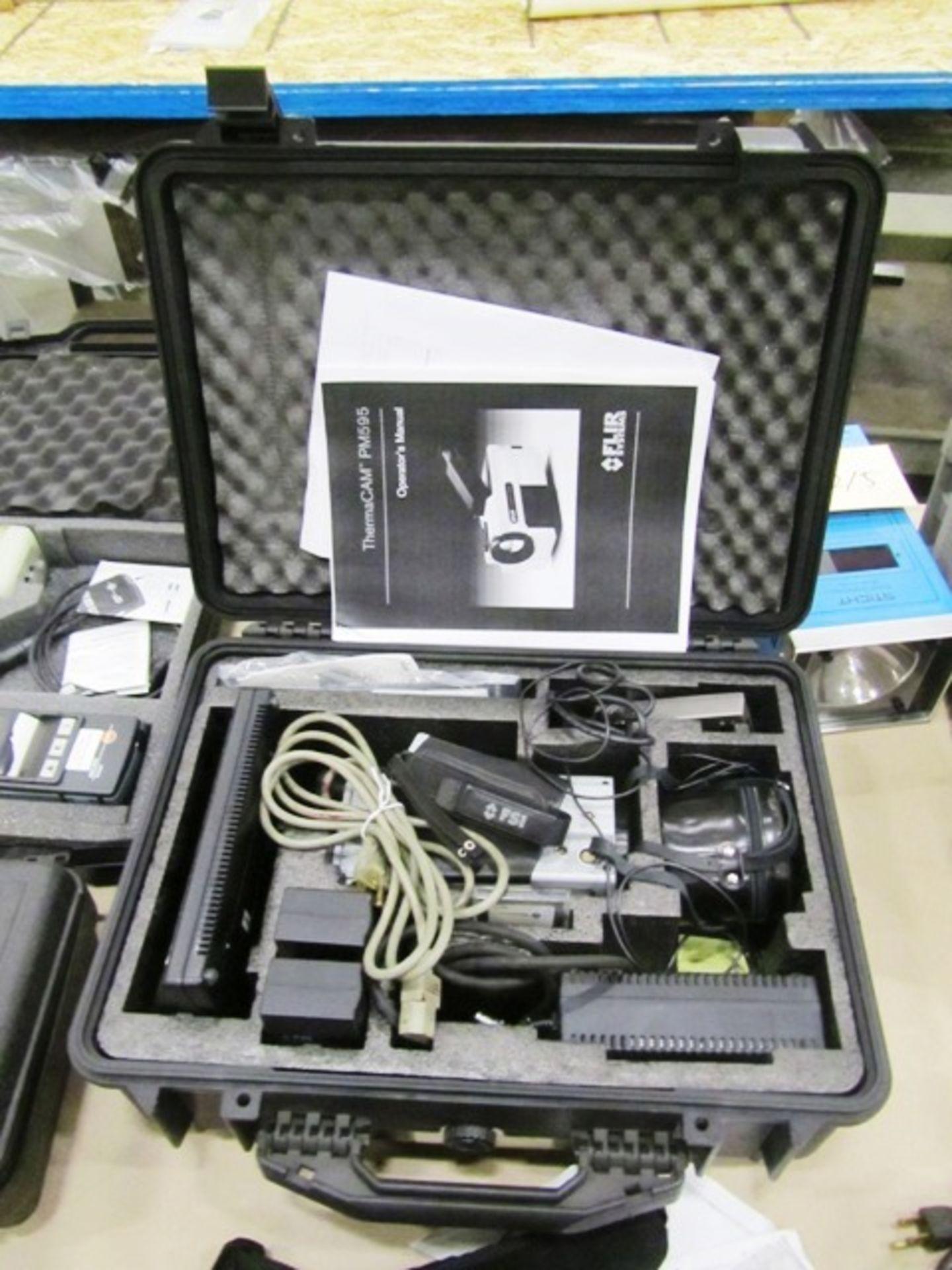 FLIR Systems Thermacam PM595 IR Camera