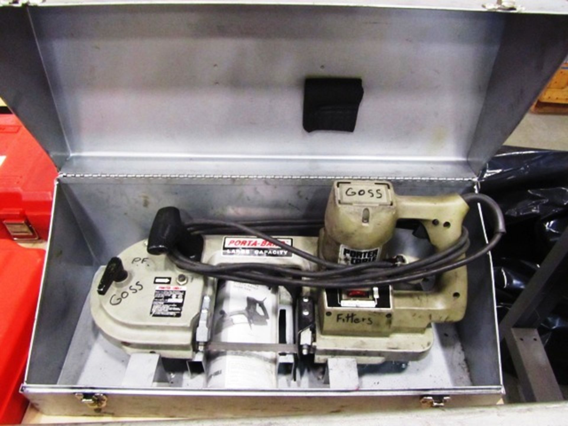 Porter-Cable Electric Portable Horizontal Band Saw