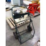 Welding Torch Cart