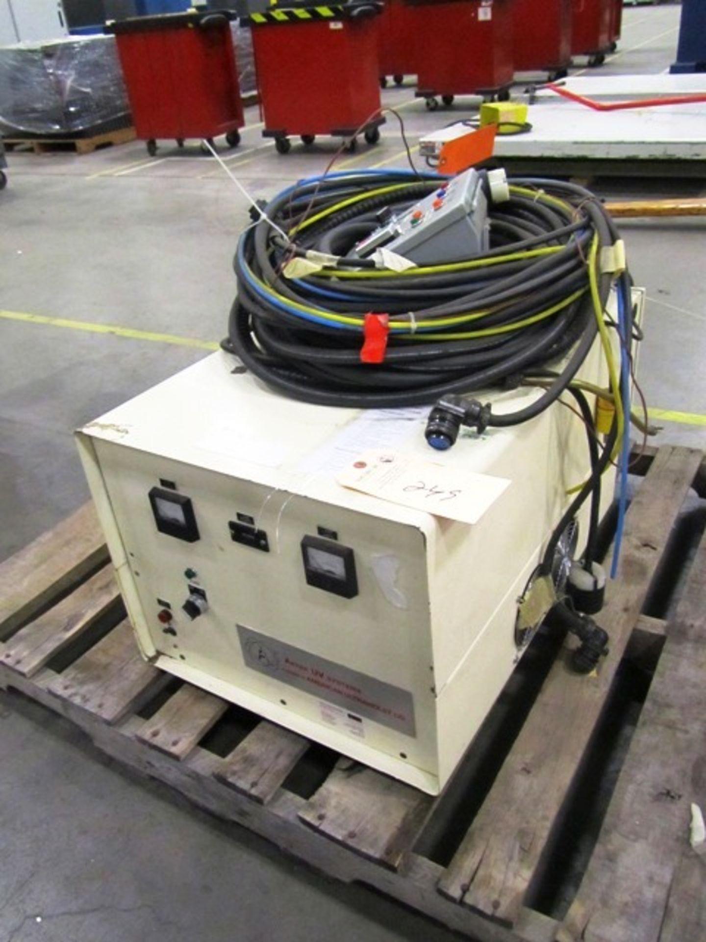 Aetek Model UPW150134DR Ultraviolet Light Unit