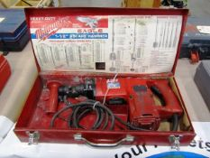 Milwaukee Eagle Electric Hammer Drill