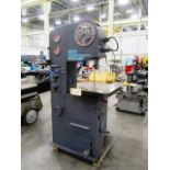 DoAll Model 16-12 16'' Vertical Band Saw