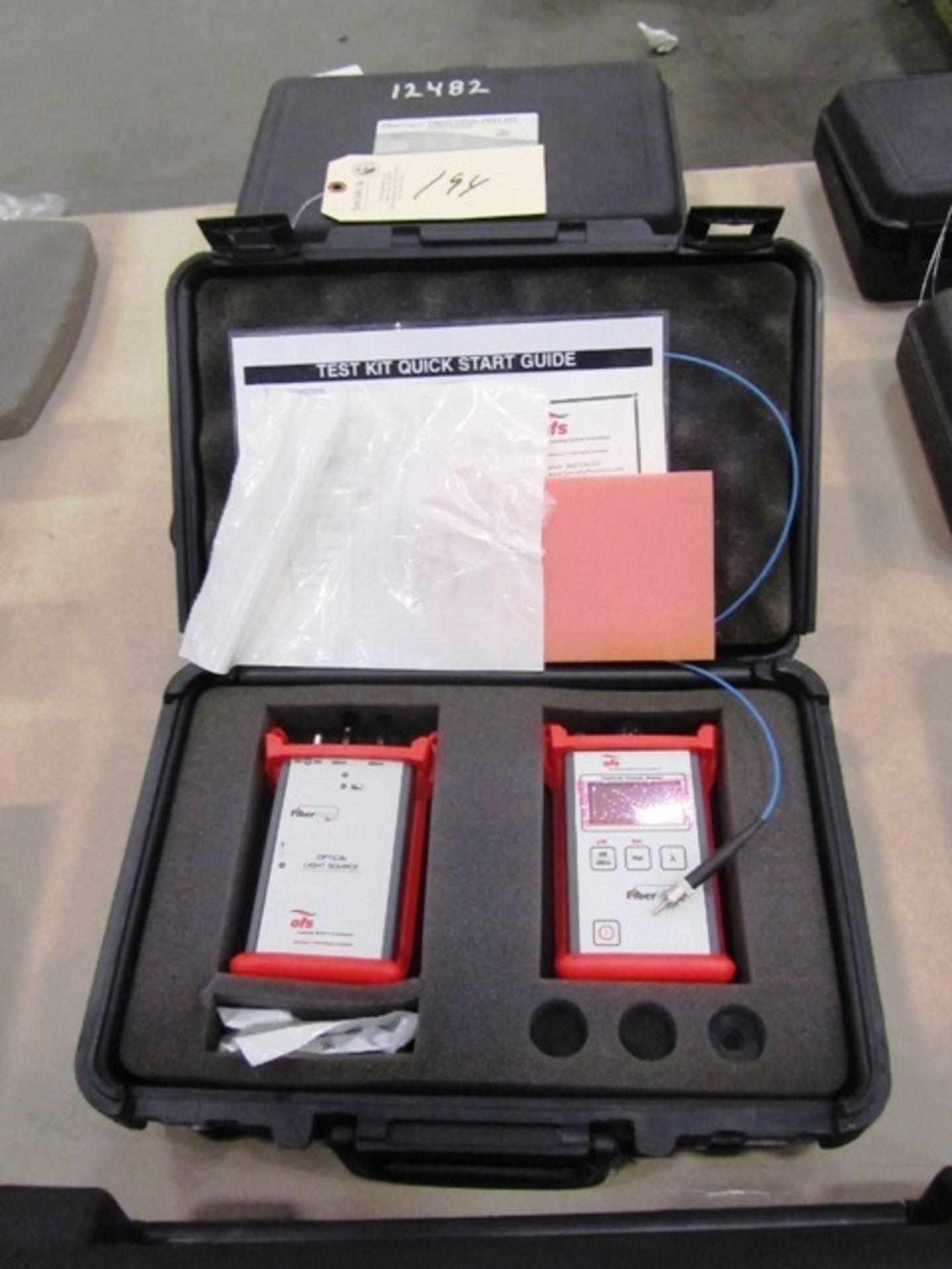 Fiberwire Fiber Optic Test Kit Insertion Lens