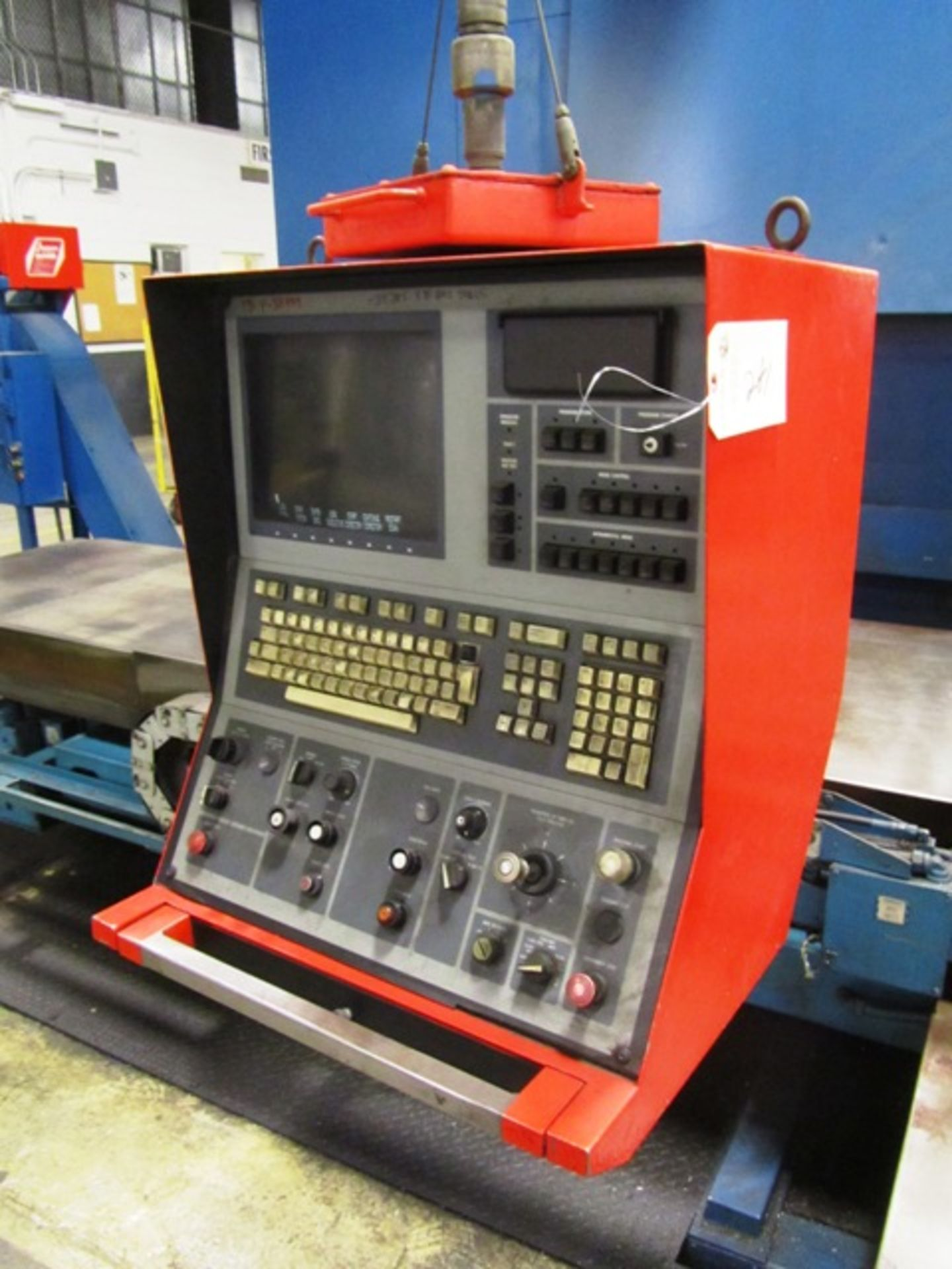 Giddings & Lewis Model 70-G5-T 5'' CNC Table Type Horizontal Boring Mill - Image 2 of 9