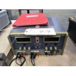B&K Precision Triple Output DC Power Supply
