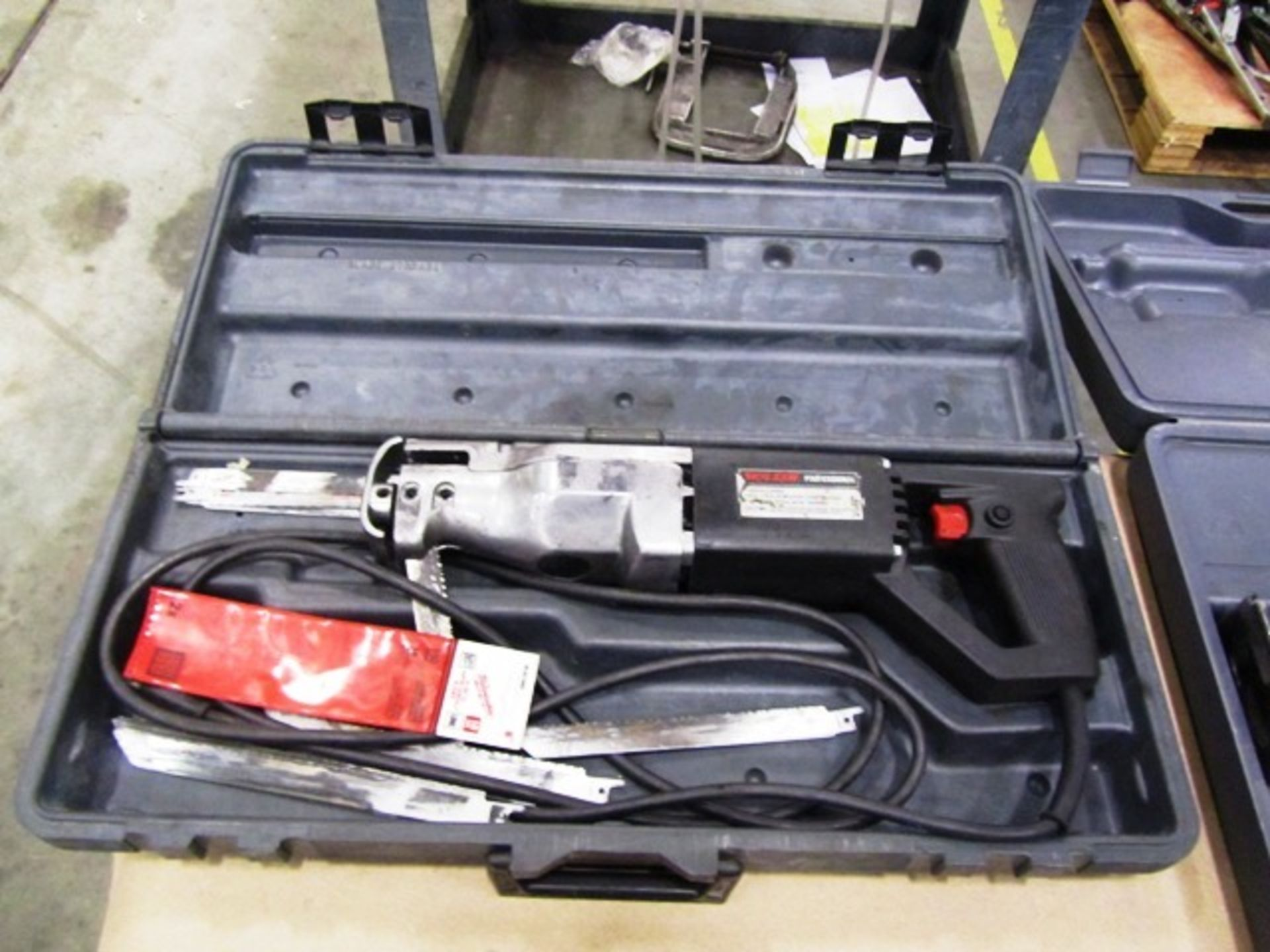 Skil Electric Reciprocating Saw