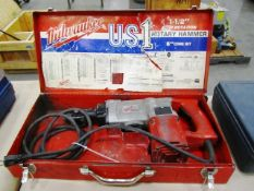 Milwaukee Electric Hammer Drill