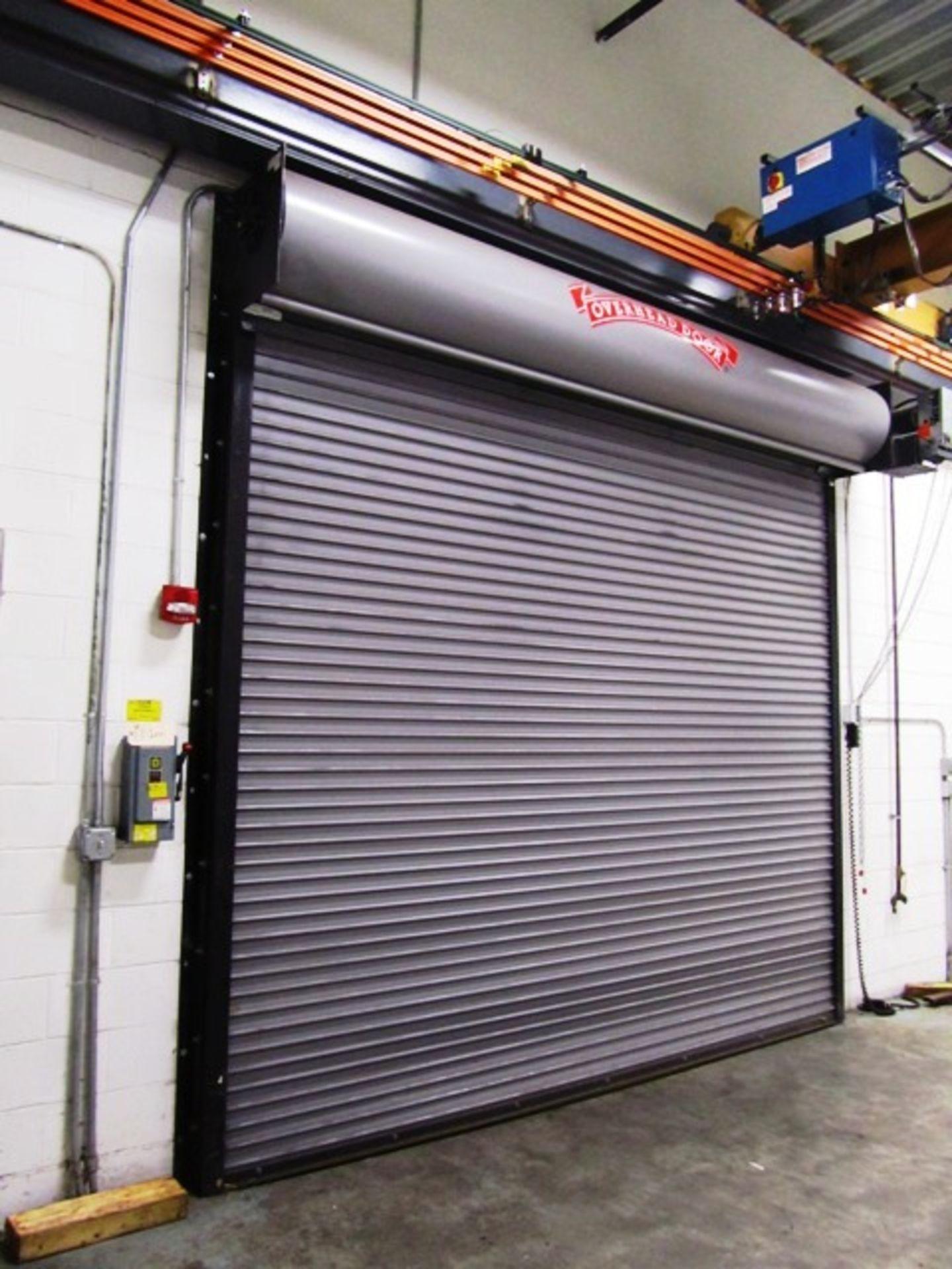 Overhead Door Electric Garage Door