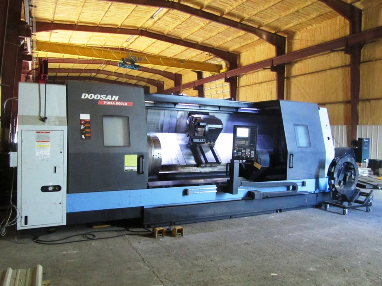 REVOLUTION MACHINE - Doosan CNC Turning & Vertical Machining Centers