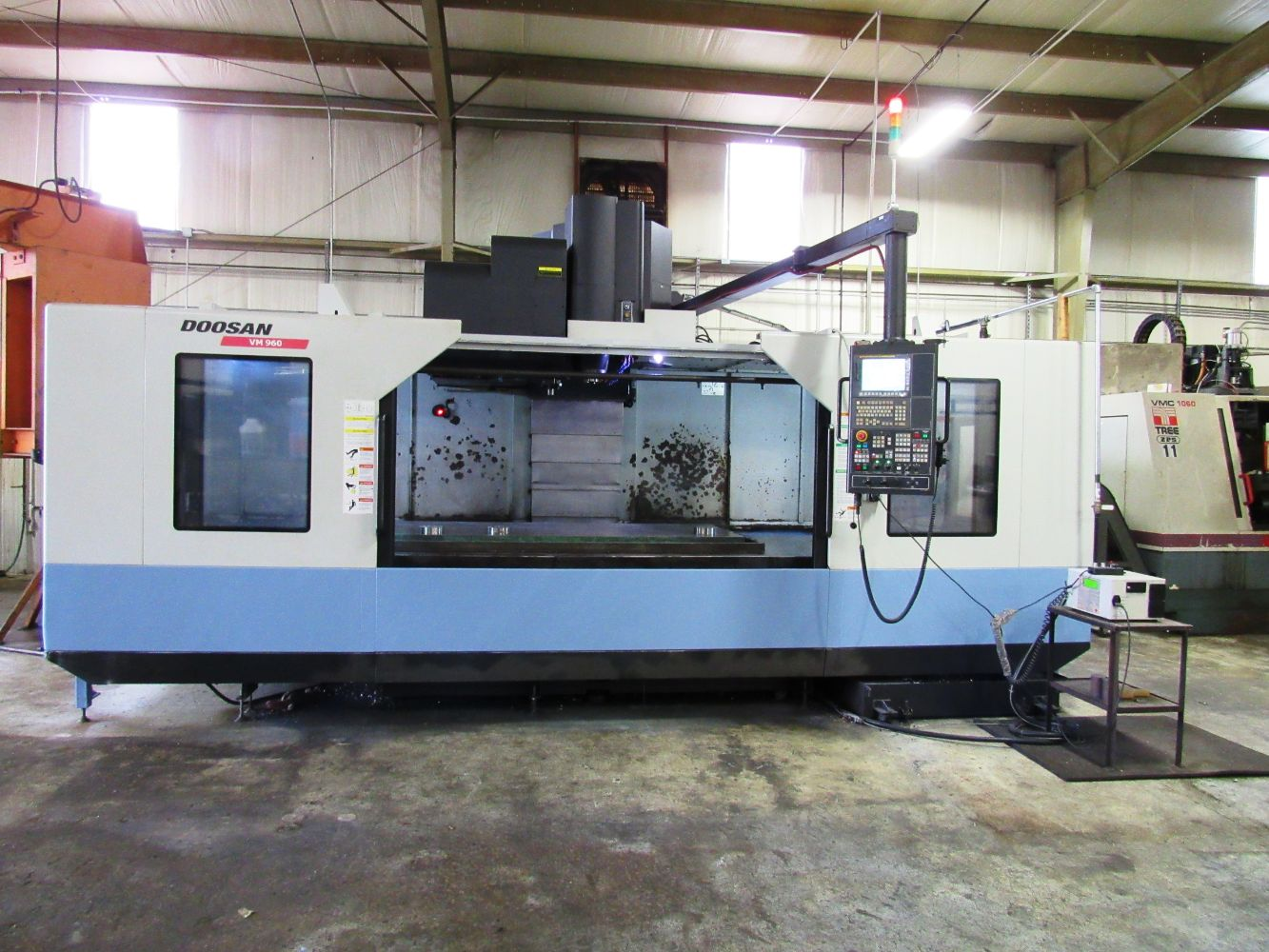 RCF ENTERPRISES - Doosan & CNC Machine Shop