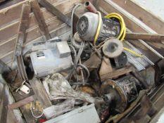 Misc Motors (in crate)