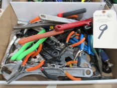 Pliers, Wrenches & Adjustable Wrenches