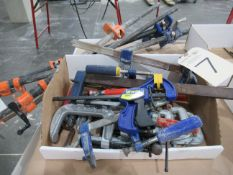 C-Clamps & Pipe Clamps