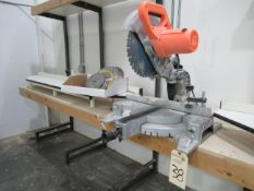 Chicago Electric 12'' Compound Miter Saw