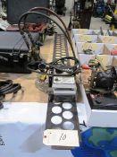 Koike Portable Track Burner with Track