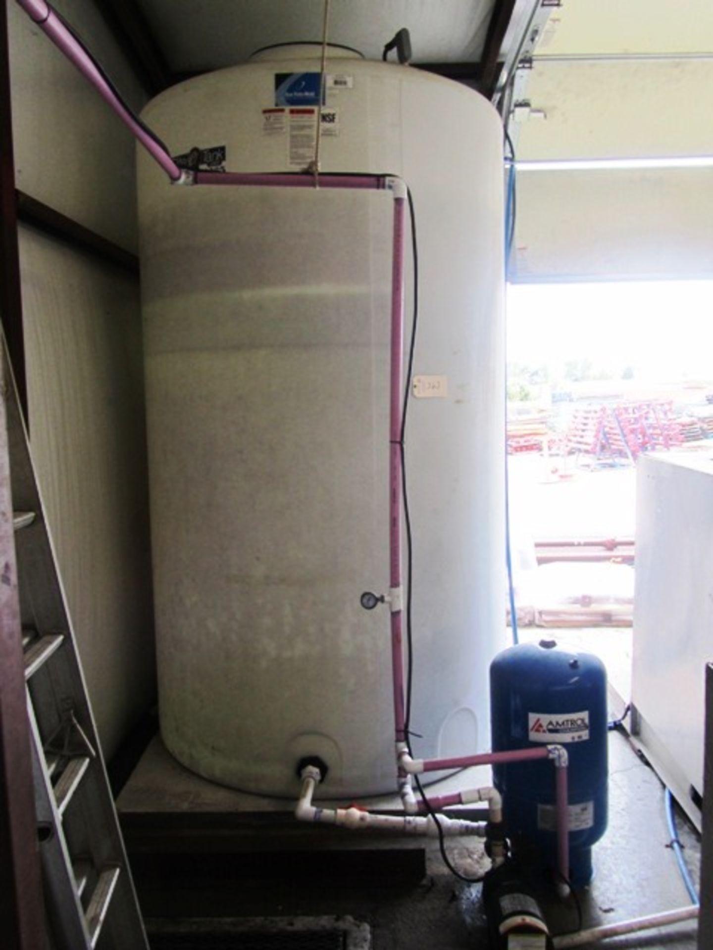 Ace Roto-Mold 1500 Gallon Gravity Tank