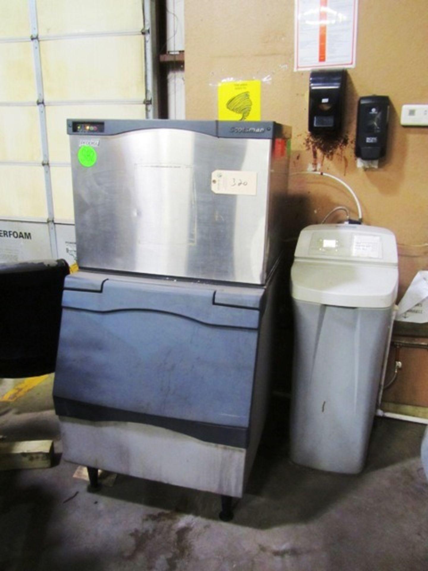 Scotsman Model B330P Industrial Ice Maker