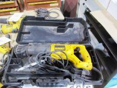 Dewalt Electric Reciprocating Saw