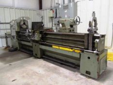Crown Modle 4/3000B 27'' Swing x 115'' Distance to Tailstock Engine Lathe