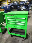 US General 5 Drawer Portable Toolbox