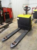 G941 Model WP15-45 4,500lb Capacity Electric Pallet Jack