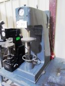 Detroit Testing Machine Co Model DH2 Bench Type Hardness Tester, sn:1379