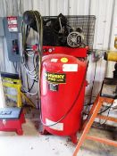 Husky Pro 4 HP 2-Stage Vertical Tank Mounted Air Compressor