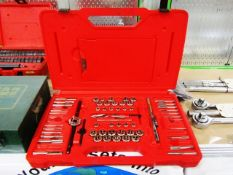 Snap-On 117 Piece Tap & Die Set