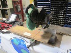 Hitachi Laser 12'' Sliding Compound Mitre Saw