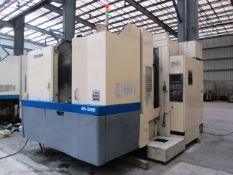Okuma MA-50HB 4-Axis CNC Horizontal Machining Center