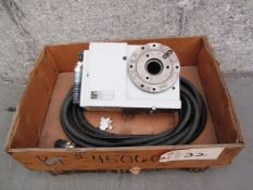 Yukiwa Model SNC170L 4th Axis Rotary Table