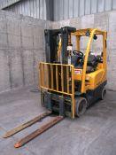 Hyster 50 Fortis Model 550FT, 4,000lb Capacity LP Forklift