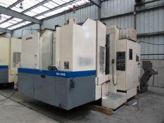 Okuma MA-50HB CNC Horizontal Machining Center