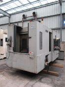 Mori Seiki NH5000 4-Axis CNC Horizontal Machining Center