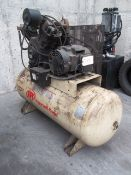 Ingersoll Rand 15hp 2-Stage Tank Mounted Air Compressor