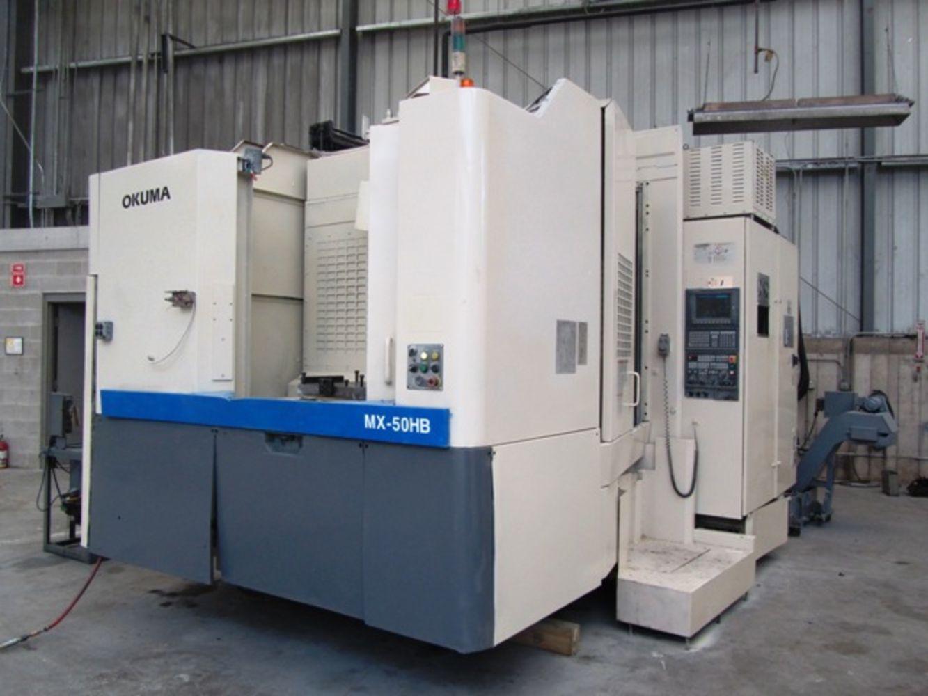 METALX - Okuma & Toyoda CNC Horizontal Machining Centers
