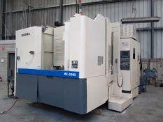 Okuma MX-50HB 4-Axis CNC Horizontal Machining Center