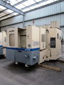 Okuma MA-40HB 4-Axis CNC Horizontal Machining Center