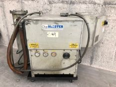 ChipBlaster Model J8 1000 High Pressure Coolant Unit