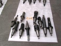 (10) CAT 50 Taper Tool Holders