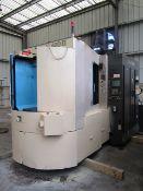 Toyoda FA450III 4-Axis CNC Horizontal Machining Center