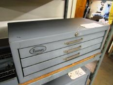 Huot Reamer Box (empty)
