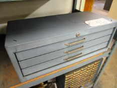 Huot Box with Indexed Tooling