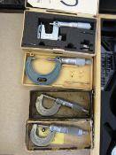 (4) Micrometers