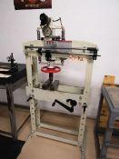 Jet HP-15A 15 Ton H-Frame Press